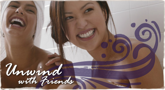 Unwind with Friends
